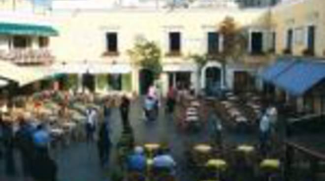 Capri (NA). Cow Parade. - positanonews.it
