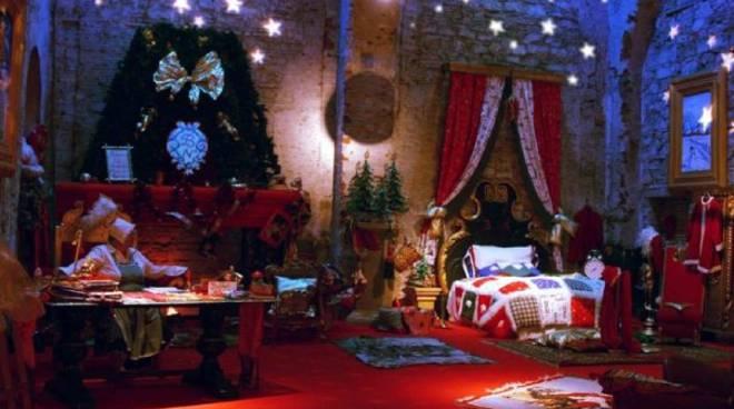 Villaggio Di Babbo Natale Cava Dei Tirreni.Venite Tutti A Visitare Il Fantastico E Magico Villaggio Di