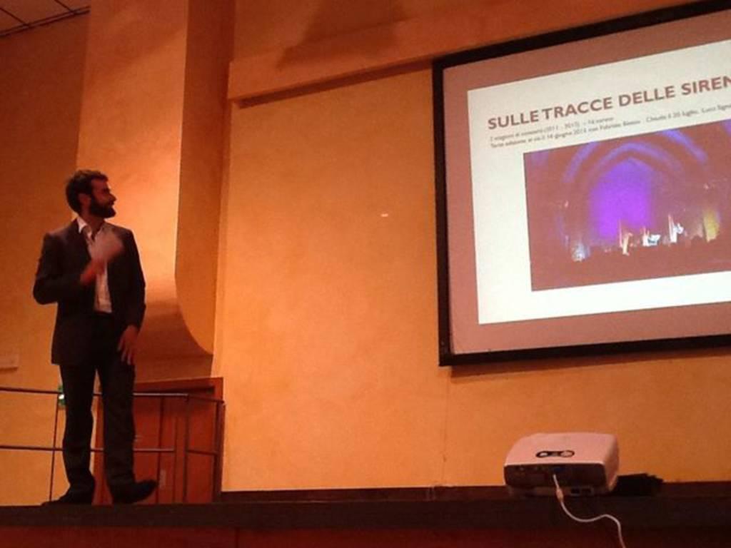 Amalfi. L´assessore Daniele Milano incontra la cittadinanza ...