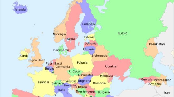 Europa a colori
