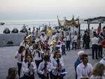 Il Corpus Domini a Positano la bellezza della banda di San Vito