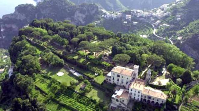 Ravello i giardini di villa cimbrone fra i dieci piu 39 belli d 39 italia - Giardini di villa cimbrone ...