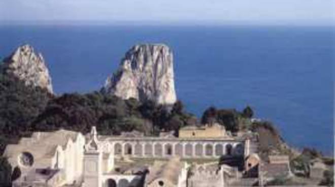 Capri (NA) - Certosa di San Giacomo