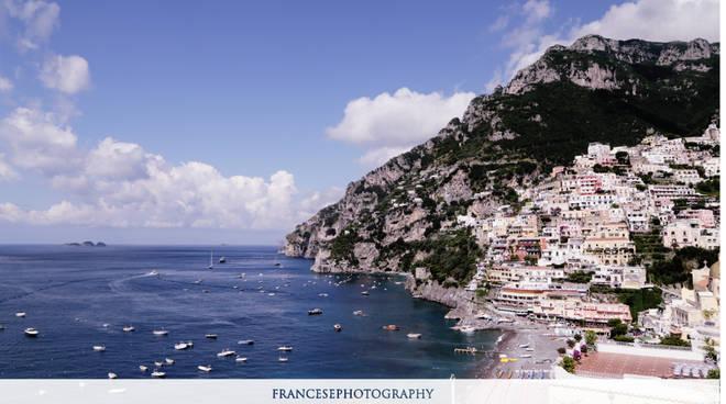 Matrimonio Spiaggia Marina Di Massa : Fotografo di matrimonio in costiera amalfitana positano