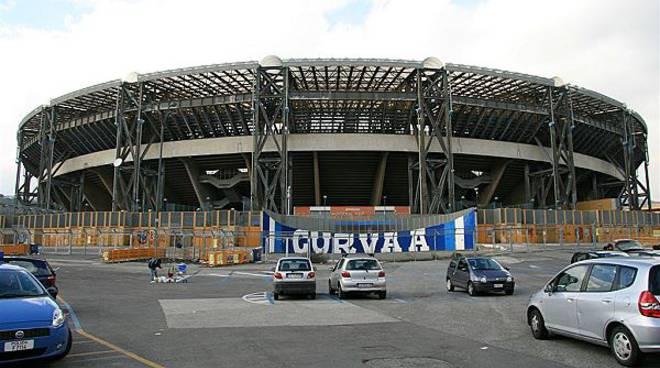 Napoli Stadio San Paolo Sprint Per Iniziare I Lavori A Giugno