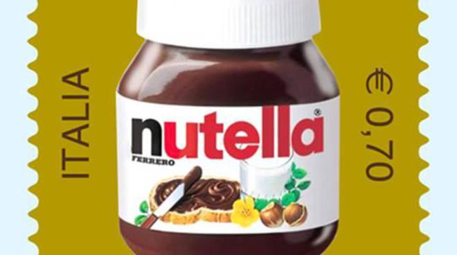 Francobollo Nutella.
