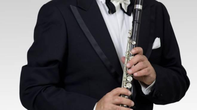 Il flautista Franco Vigorito