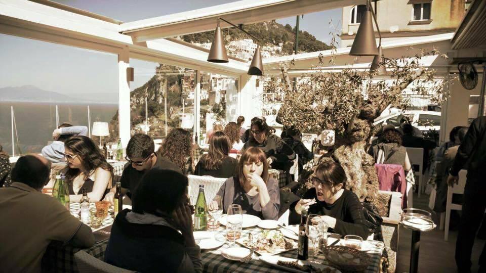Capri don Alfonso apre con un party in terrazza FOTO - positanonews.it