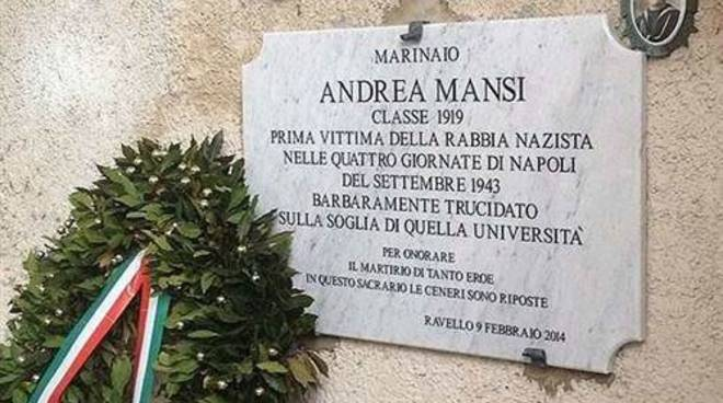 Tomba di Andrea Mansi