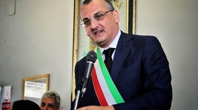 Massimo Cariello, sindaco di Eboli