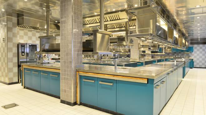 Cucina hi tech per il San Pietro di Positano, il ristorante \