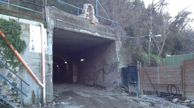 Depuratore a Punta Gradelle