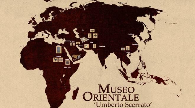 Napoli - Museo Orientale Umberto Scerrato