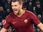 Roberto Tedeschi - dzeko gol roma sassuolo 3 a 1