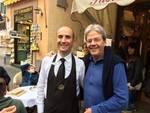 Gentiloni ad Amalfi