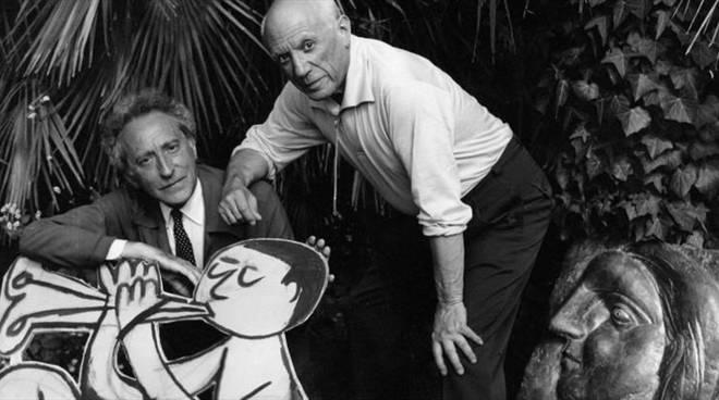 Picasso a Positano sul Corriere del Mezzogiorno