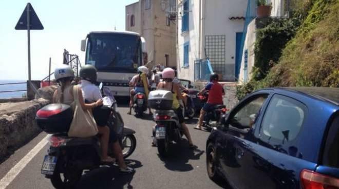 SAL - (intranet) Traffico in Costiera Amalfitana