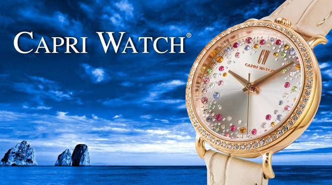 Site under capri watch nuovo