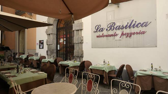 Sorrento ristorante la Basilica