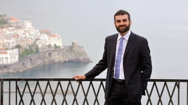 Daniele Milano Sindaco di Amalfi