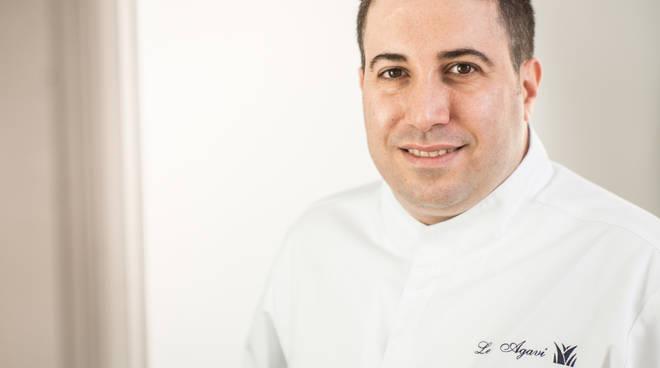 Luigi Tramontano Executive Chef Hotel Le Agavi di Positano