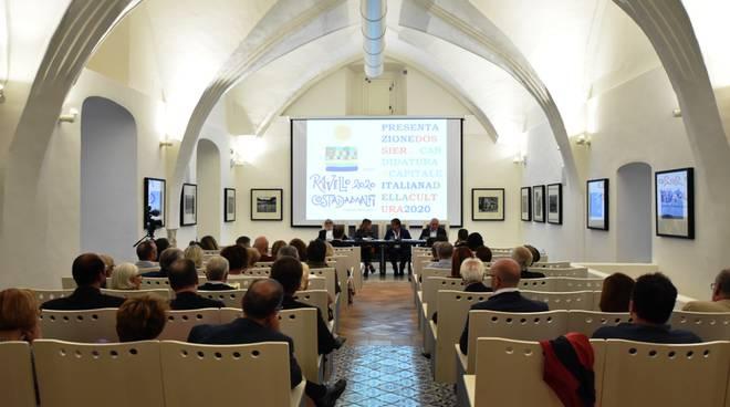 L'auditorium di Villa Rufolo - ph Pino Izzo