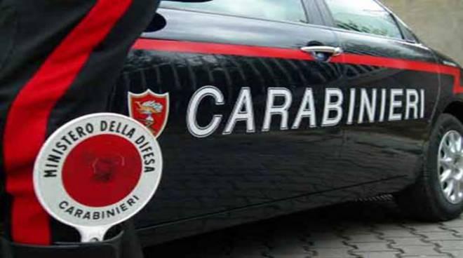 Positano carabinieri