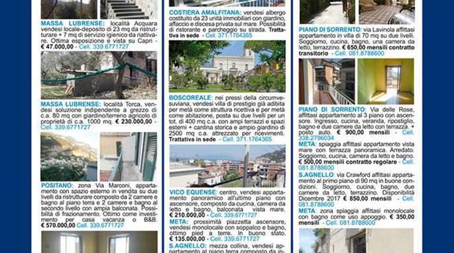 Progetto Casa Immobiliare dalla Costa di Sorrento a quella di ...