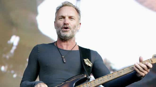 Sting Tour 2018, cinque concerti estivi in Italia
