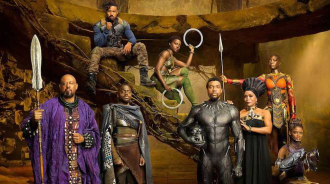 Black Panther: il poster Mondo del cinecomic Marvel di Ryan Coogler