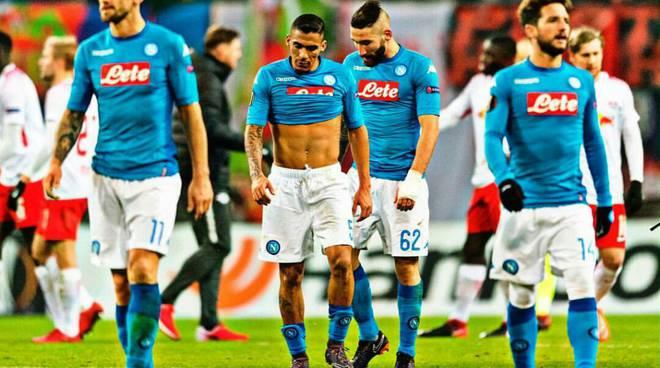 Lipsia 0-2 Napoli. Illusione ottavi. Christian Mulier