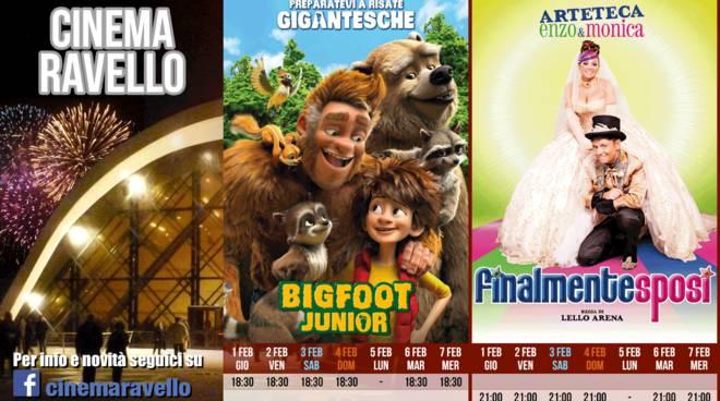 Cinema Ravello febbraio