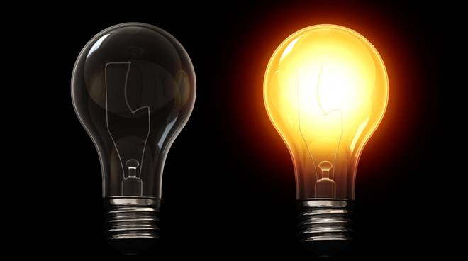 interruzione elettrica