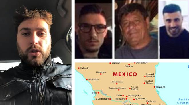 Napoletani scomparsi in Messico