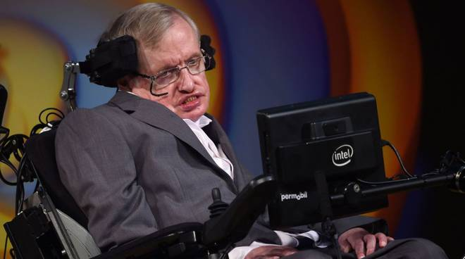 Addio all'astrofico Stephen Hawking