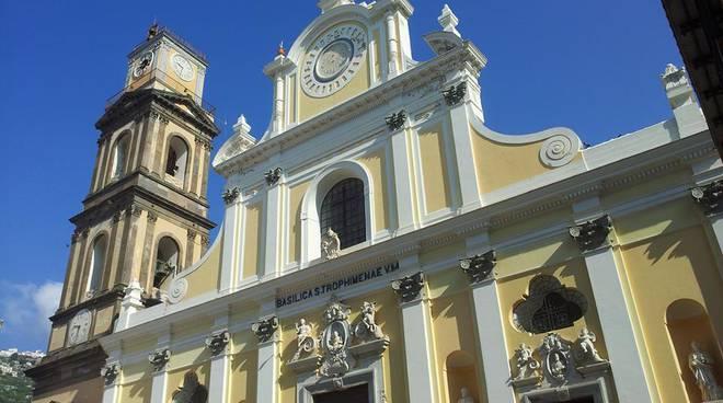 Basilica di Santa Trofimena Minori