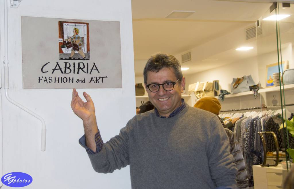 Cabiria Fashion and Art Sorrento