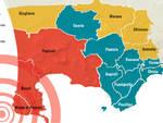 Campi Flegrei: la mappa del rischio terremoto