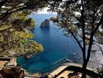 A Capri tornano gli alberi sul belvedere di Tragara