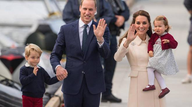 E' nato il terzogenito del principe William e Kate Middleton