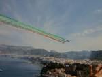 Frecce Tricolori a Sorrento concorso di Positanonews