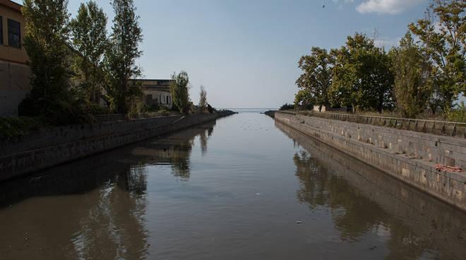 Il sindaco di Pompei: «Il fiume Sarno è il cancro delle nostre città»