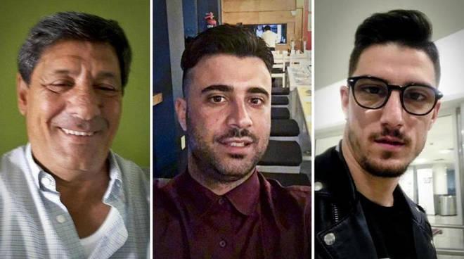 Le famiglie dei tre napoletani scomparsi in Messico offrono due milioni di pesos a chi dà notizie