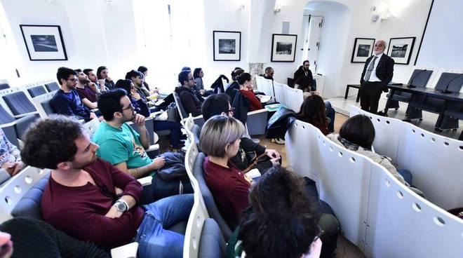 Ravello laboratorio a Cielo Aperto Rilievo dell'architettura unisa