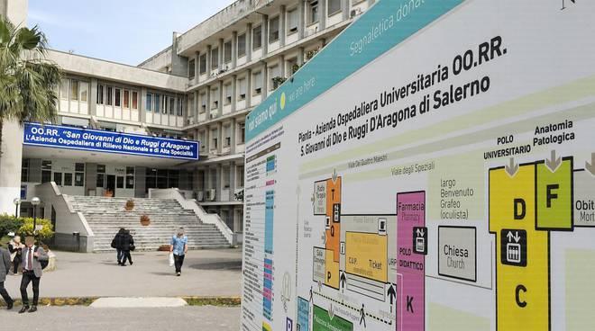 Salerno Nuovo Ruggi Accordo Firmato Stanziati 327 Milioni Di Euro