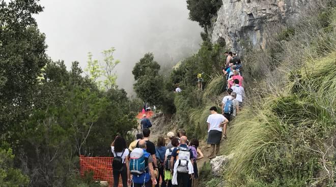 sentiero degli dei tragedia visitatori divieto