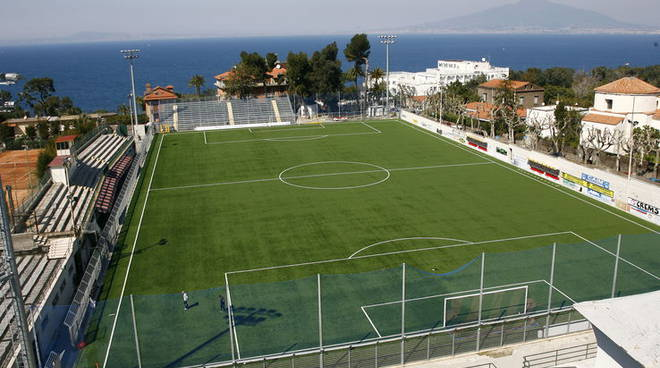 stadio italia sorrento