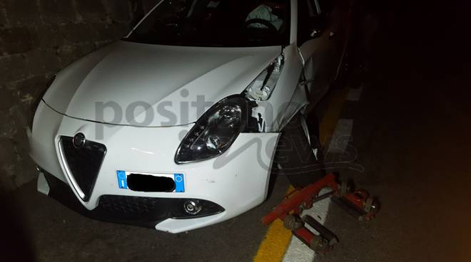 turista positano incidente via pasitea