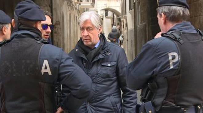 Annino Gargano di Amalfi allufficio Centrale Ispettivo della ...