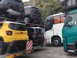 Caos al Porto di Salerno
